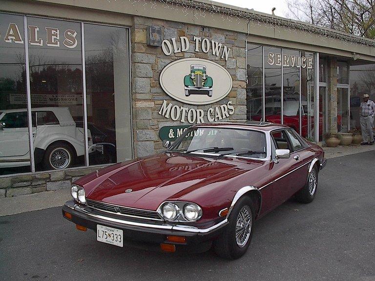1984 - jaguar, xjs