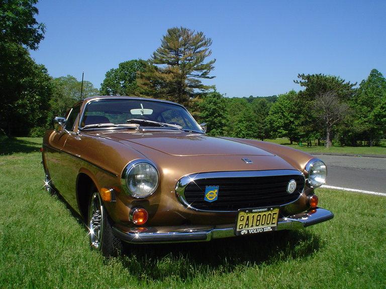 1971 - Volvo, 1800E Coupe