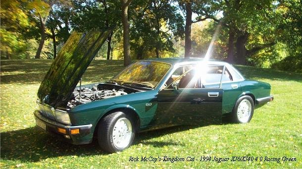 1994 - Jaguar, XJ6 / XJ40