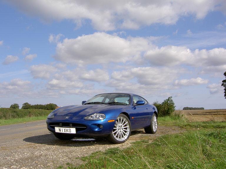 1998 - Jaguar, XK8 Coupe