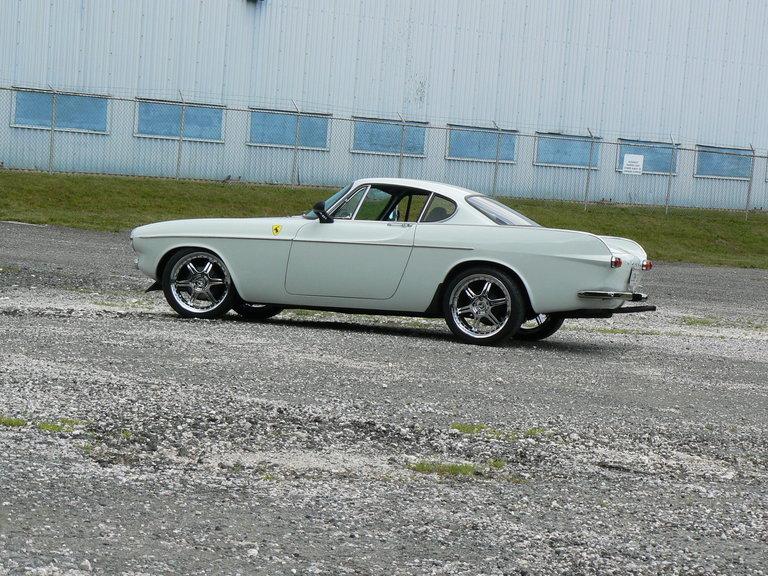 1967 - volvo, P1800