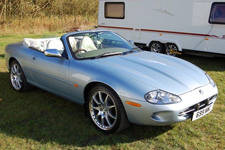 1997 - Jaguar, XK8 Convertible