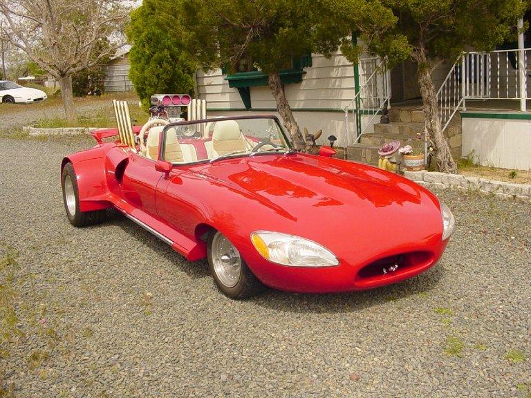 1968 - Jaguar - Jaguar