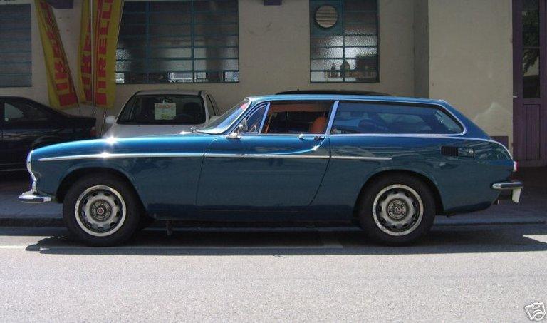 1973 - Volvo, P1800 ES