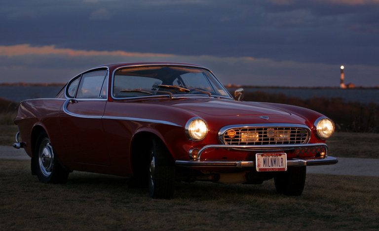 1966 - Volvo, P1800S