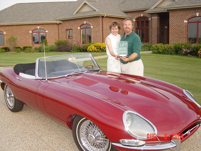 1966 - Jaguar, XK-E