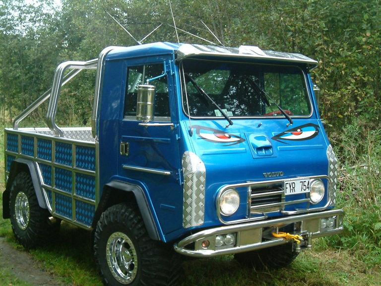 """1968 - Volvo, 3314 PU """"Puppy"""""""