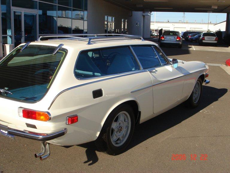 1973 - Volvo, 1800ES