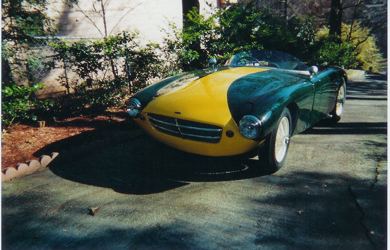 1953 - Jaguar, RGS Atalanta C-Type