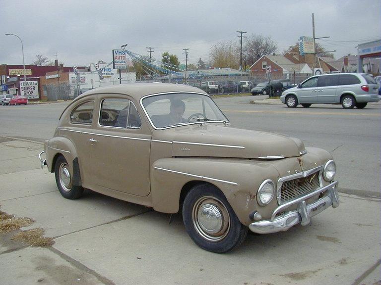 1962 - Volvo, 544 Sport