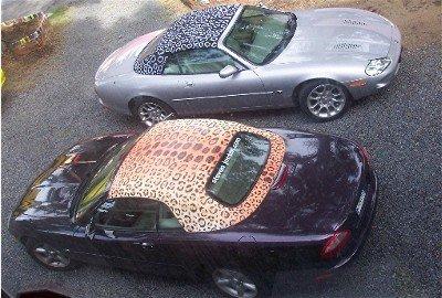 1998 - Jaguar, XK8