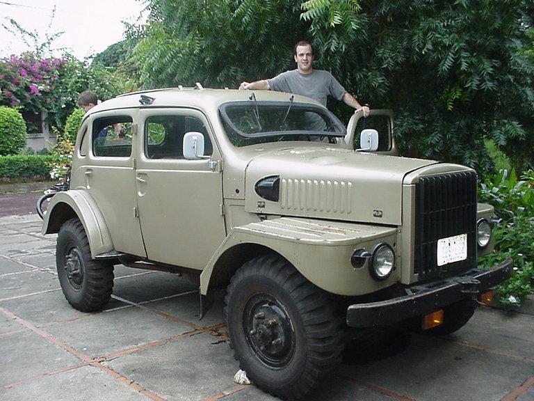 1954 - Volvo, P-2104