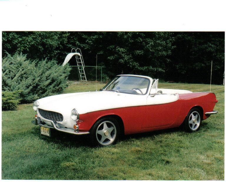 1963 - Volvo, 1800S