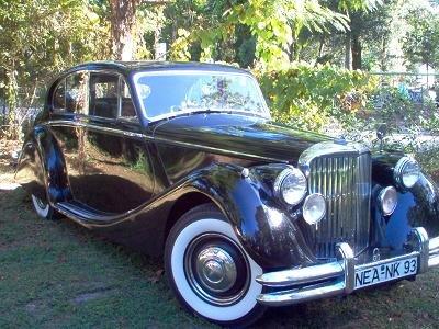 1949 - Jaguar, mark V