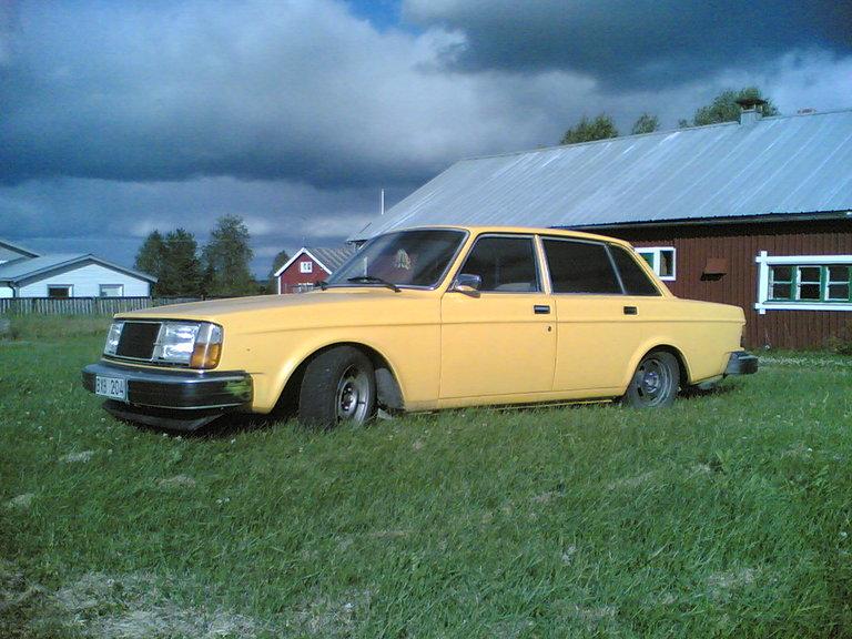 1979 - Volvo, Volvo 244GL