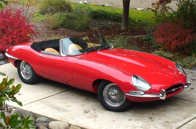 1963 - Jaguar, XKE OTS