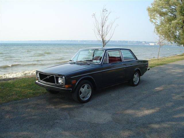 1971 - Volvo, 142S