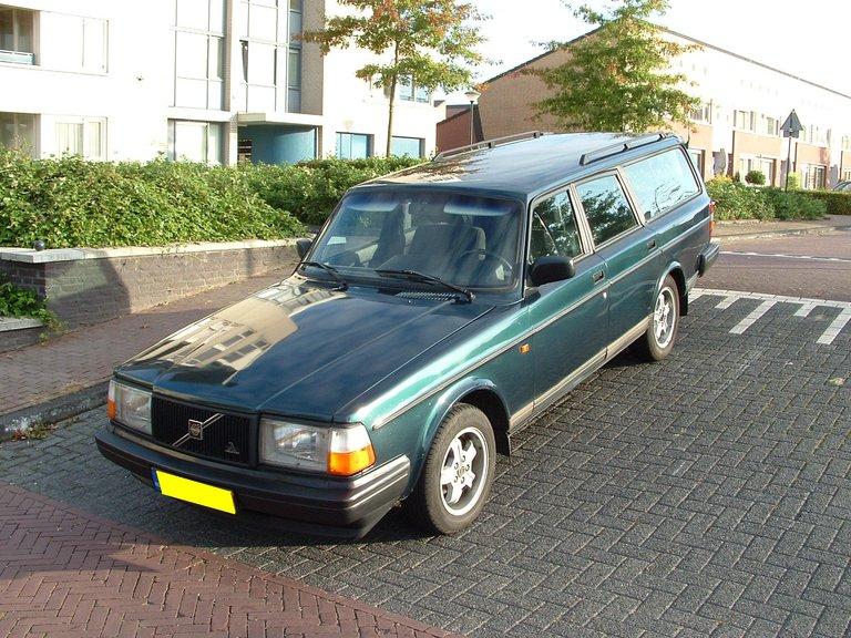 1992 - Volvo, 245 2.0 Polar
