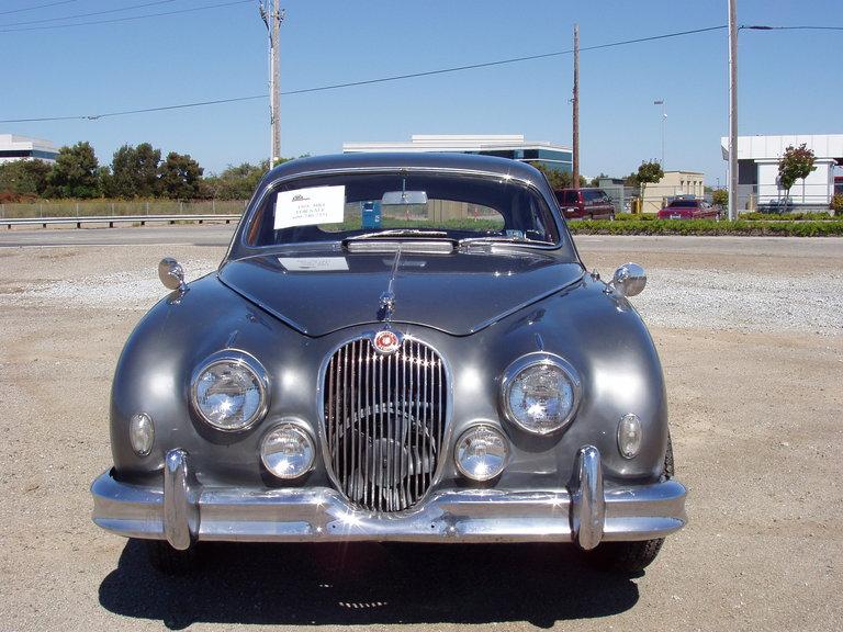 1958 - JAGUAR, MK I