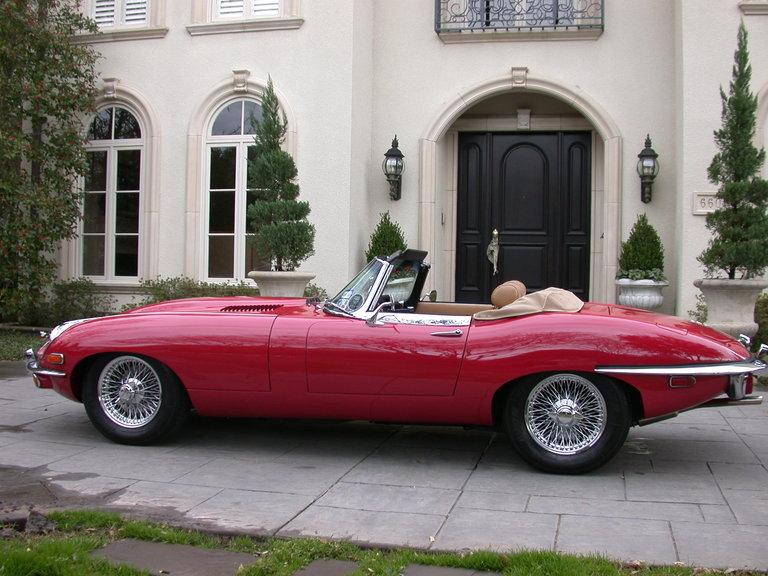 1969 - Jaguar, XKE Roadster