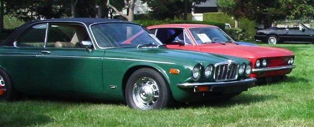 1976 - Jaguar, XJ 12C