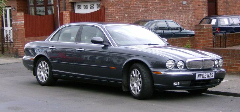 2003 - Jaguar, XJ6
