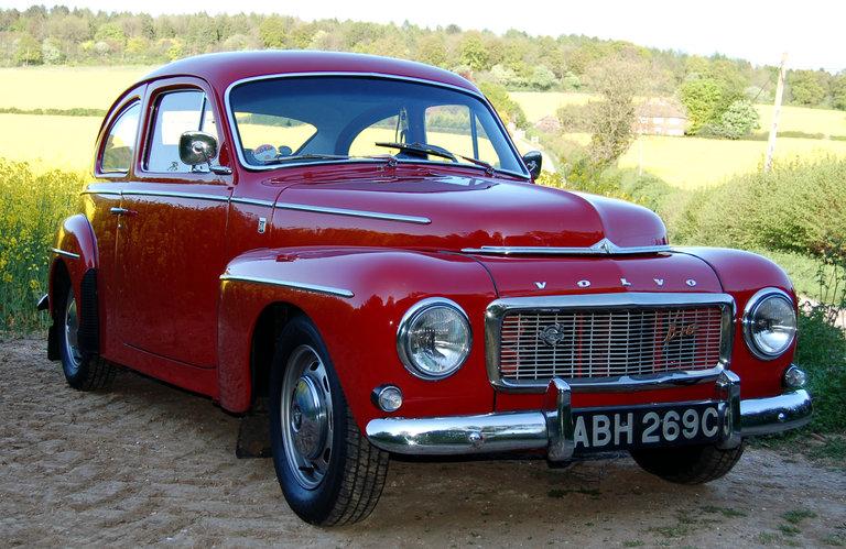 1965 - Volvo, PV544 Sport