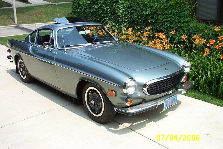 1971 - Volvo, 1800e