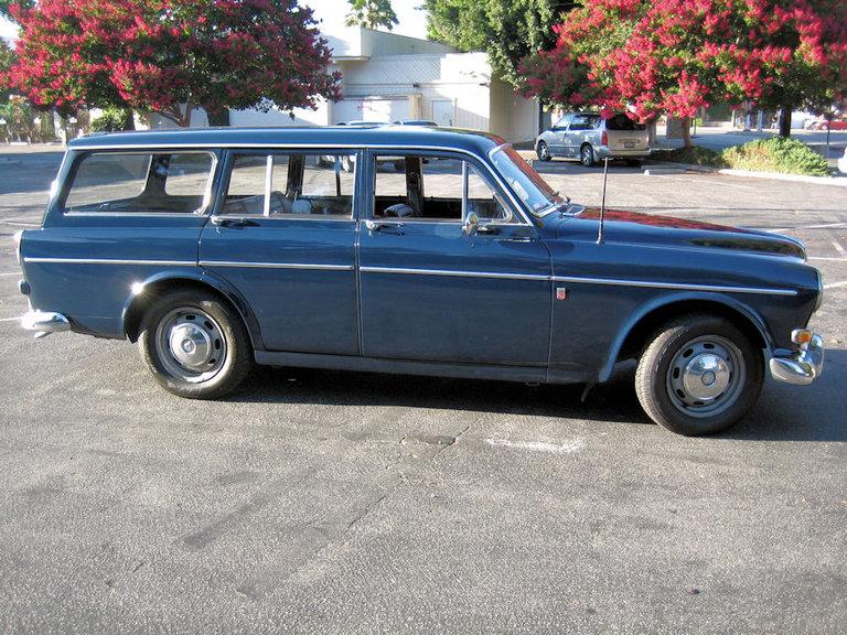 1967 - Volvo, 122s wagon