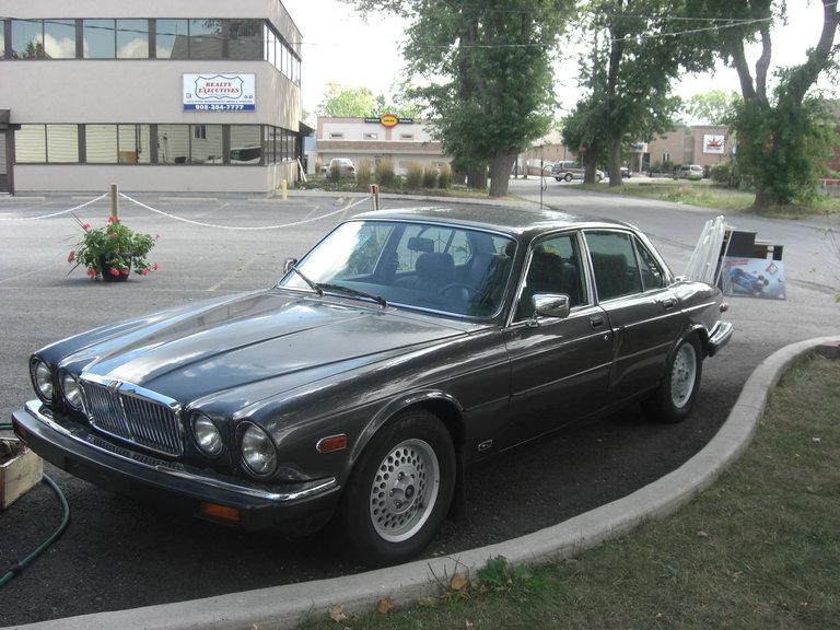 1987 - Jaguar, XJ6 sovereign