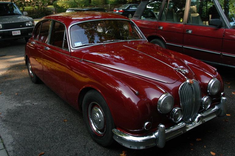 1960 - Jaguar, MK II