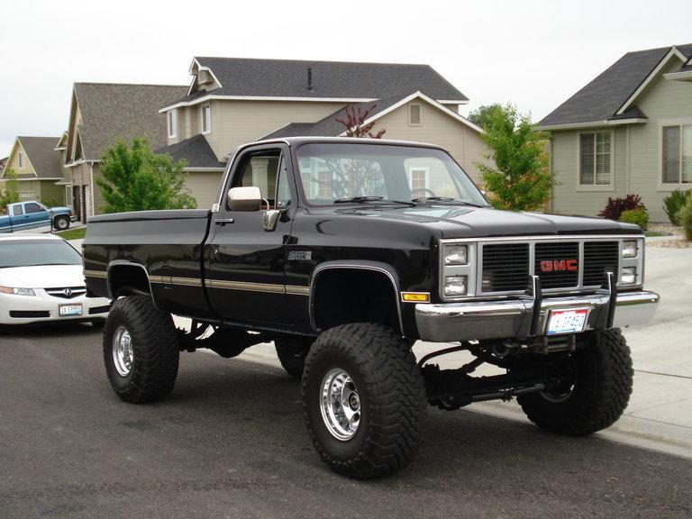 1985 - GMC, 2500