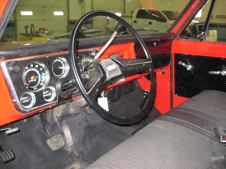 1971 - GMC, 2500