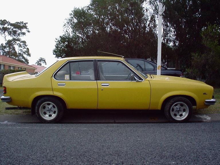1977 - GM Holden, Torana SL 4.2