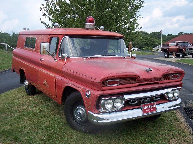 1960 - GMC - GMC