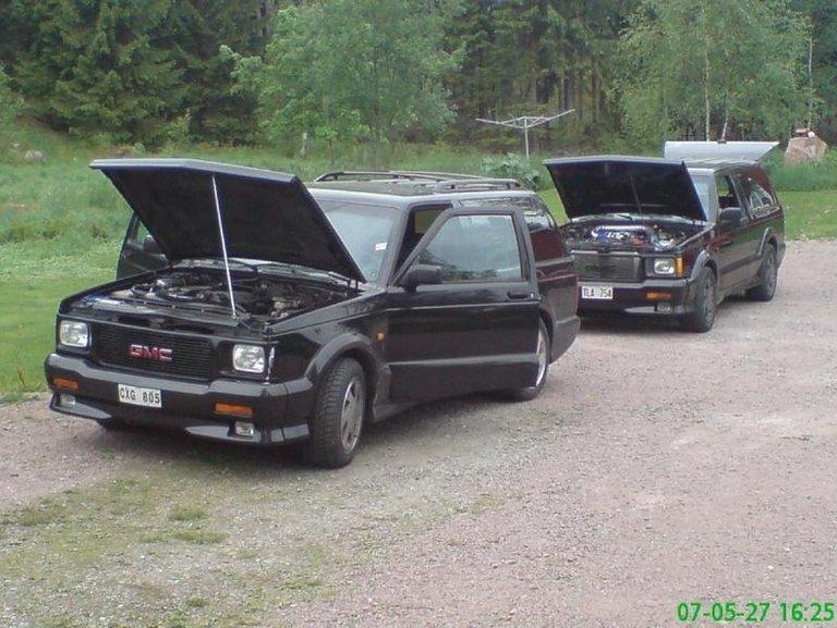 1993 - GMC - GMC