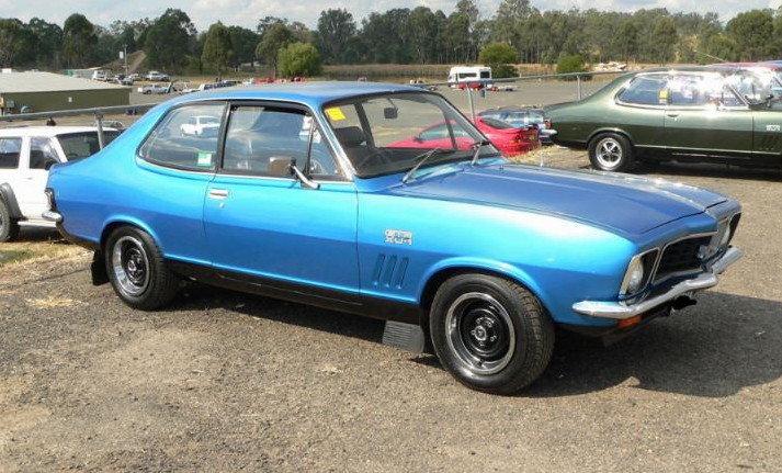 1973 - General Motors Holden, Torana GTR XU-1