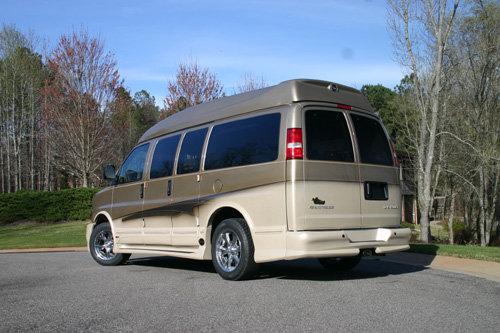 2005 - GMC, Custom Southern Conversion