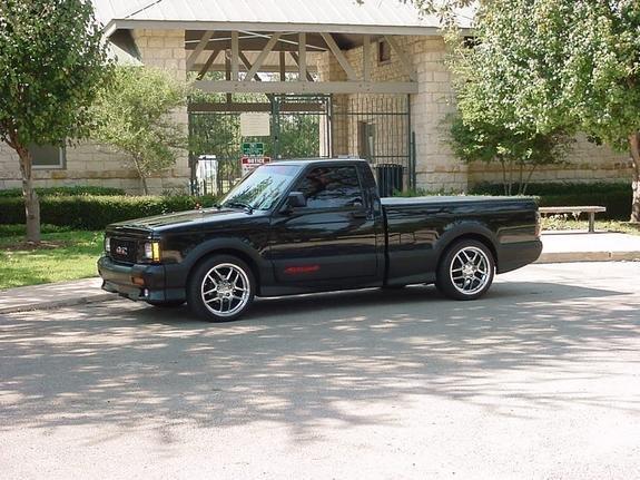 1991 - GMC, Syclone