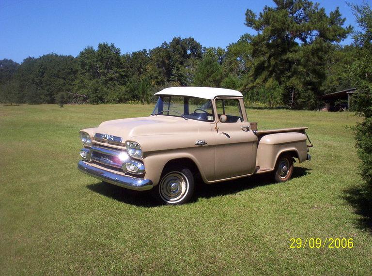 1959 - GMC, PICKUP