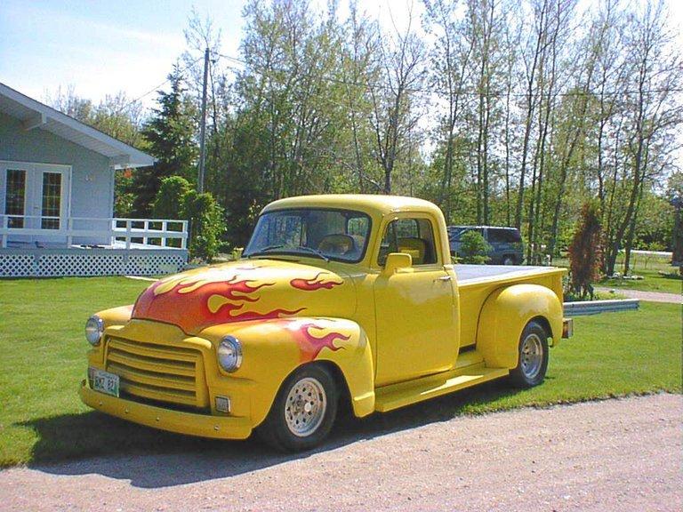 1954 - Gmc, Pickup