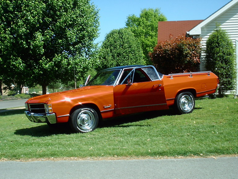 1971 - GMC, Sprint
