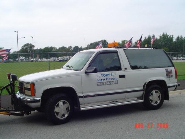 1993 - GMC, Yukon 4X4