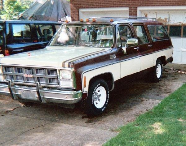 1980 - GMC, Suburban