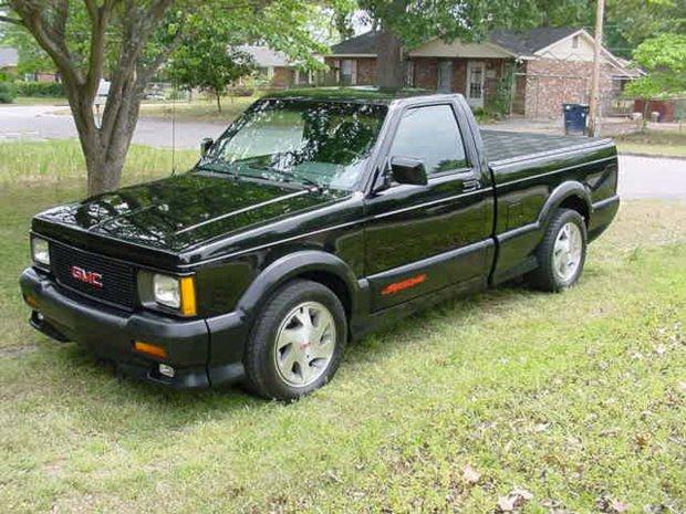 1991 - GMC, Syclone #1430