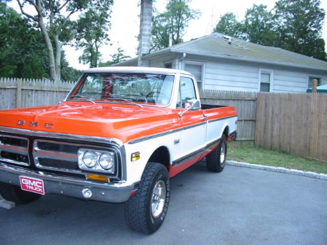 1971 - GMC, K 1500