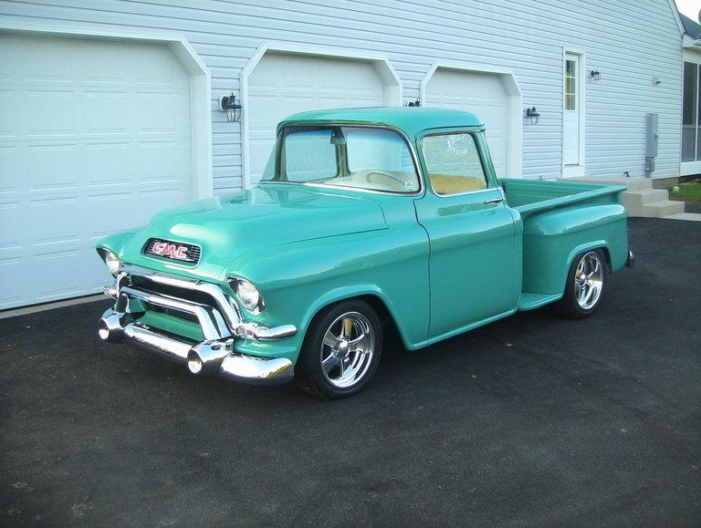 1956 - GMC, 1500 pickup