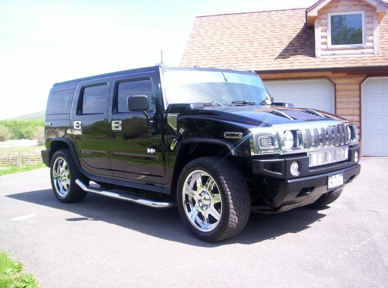 2003 - GM, Hummer