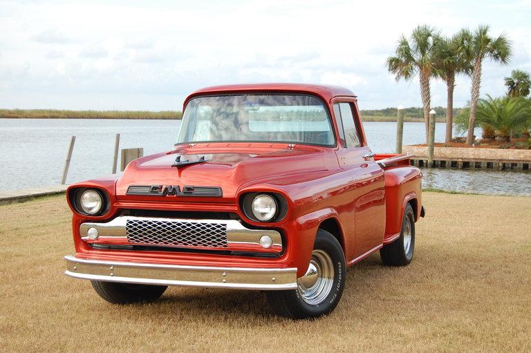 1959 - GMC, 101 Fleet Option 1/2 ton