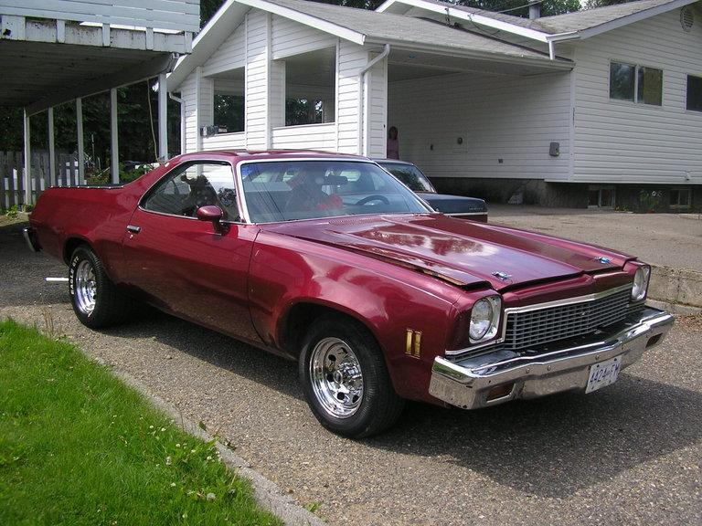 1973 - GMC, Sprint SP